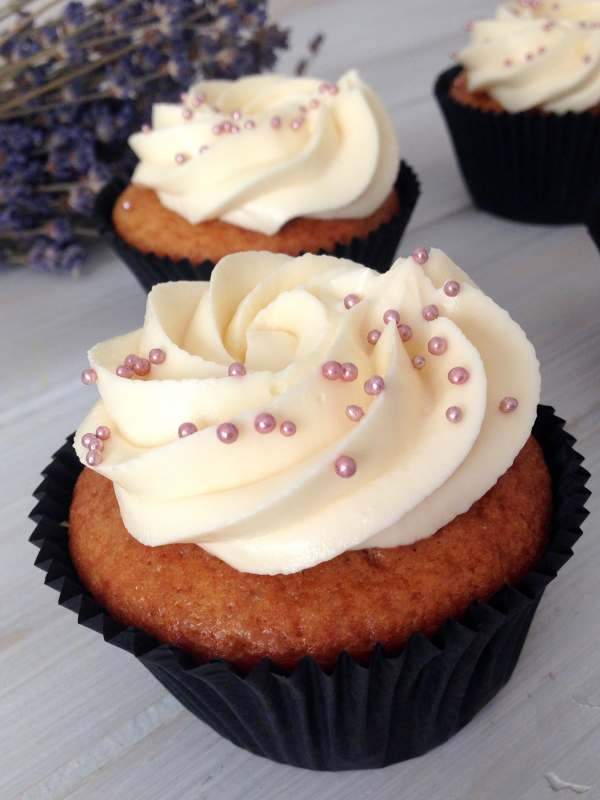 epres fehércsokis cupcake