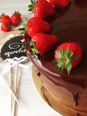 epres belga csokitorta