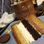 mogyoróvajas torta