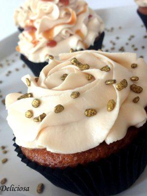 cointreau likőrös cupcake