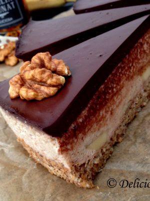 dió banán fahéjas fehércsokoládé paleo