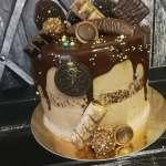 csokifüggő csokitorta ferrero roche