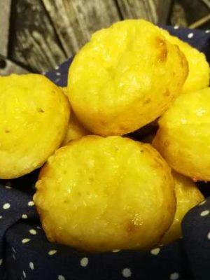 gouda sajtos pogácsa