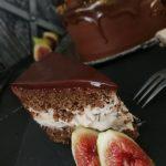 Diós csokis gesztenyetorta